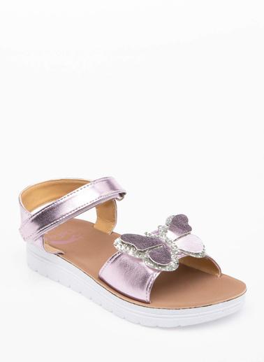 DeFacto Sandalet Mor